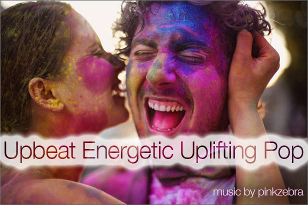 Upbeat Energetic Uplifting Pop - 1